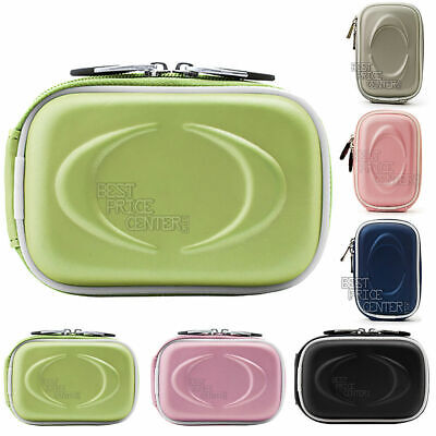 Camera Case Cover + Screen Protector for Canon PowerShot ELPH 530 520 510 500 HS