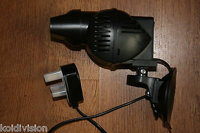 Aquarium Wave Maker 3000 LPH Marine Coral Reef Fish Tank Water Pump