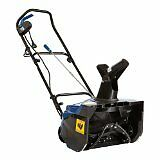 Snow blower Snow Joe 18-Inch 13.5-Amp Electric Snow Thrower plug in heavy snow