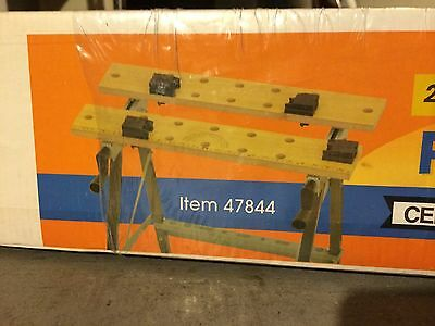 Central Machinery Foldable Workbench with Vise *NEW*