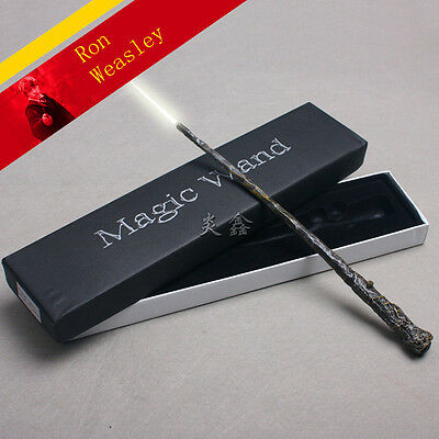 ★Ron Weasley★Kids Cosplay Magic Wand Toy With LED Light From Harry Potter Movie