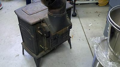 intrepid cast iron stove