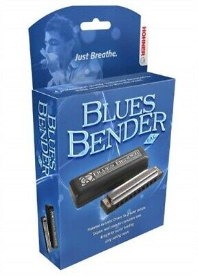 Hohner BBBL Blues Bender Harmonica - Key of C