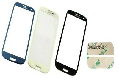 SAMSUNG GALAXY S3 I9300 Touch Screen Digitizer Front Glass Display Lens