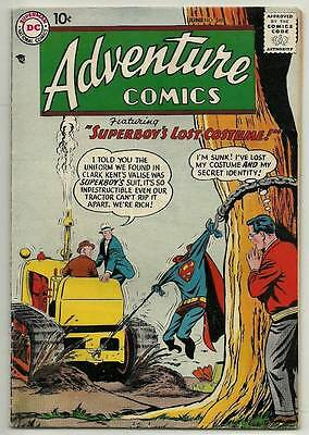 Adventure Comics # 249 [Superboy] FN Nice Clean Copy