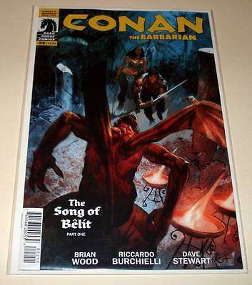 CONAN The BARBARIAN # 22  Dark Horse Comic  Nov 2013  NM