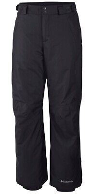 "New Mens Columbia ""Bugaboo II"" Snow Snowbording Waterproof Winter Ski Pants"