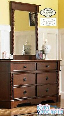 "Kathy Ireland ""Southern Splendor"" Double Dresser with mirror"