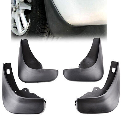 Mud Flaps Splash Guards Fit For 2005~2011 Ford Focus Mk2 Hatch Mudguards Mudflap