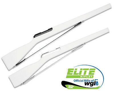 "Director's Showcase Elite 3 36"" Color Guard Rifle (TAPED AND READY-FOR-USE)"