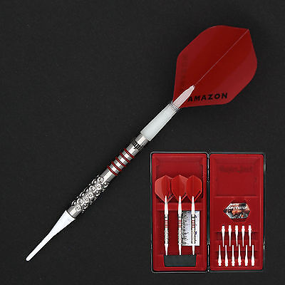SOFT DART PFEIL SET - EMPIRE DART - REVOLUTION TIGER - 90% TUNGSTEN - 16g