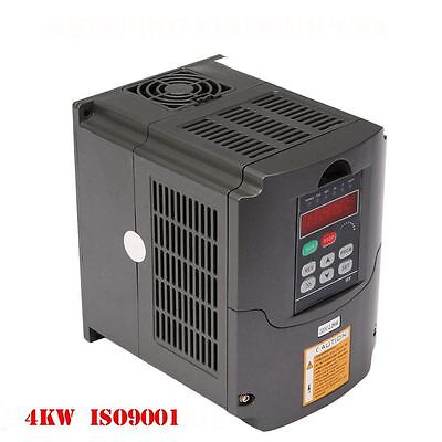 4KW VFD DRIVE INVERTER CONTROL LOAD CAPABILIITY CALCULOUS PID WELL MADE GREAT