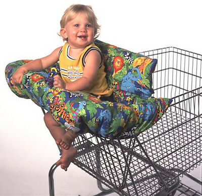 Baby A La Cart Deluxe Padded Shopping Cart Seat Cover - Standard or X-Large G165