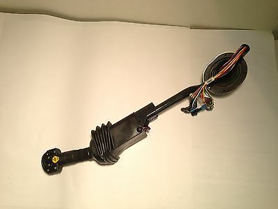 "BOBCAT  AHC LEFT ""LIFT"" STEERING LEVER (P/N 6684918) 6675747, 4 Switch w/Float"