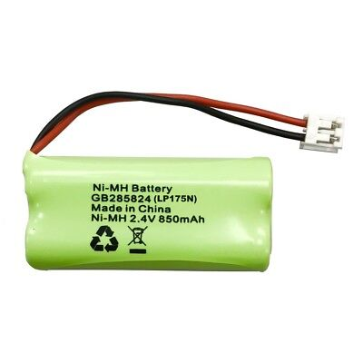 Tomy Digital Plus Baby Monitor Rechargeable Battery Pack LP175N 2.4V 850mAh NiMH
