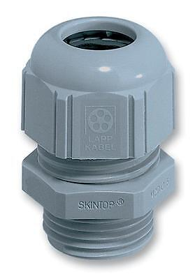 LAPP SKINTOP® ST- 53111120 - CABLE GLAND, PA, 10MM, M20, GREY, With FREE Locknut