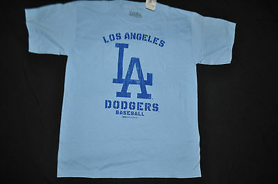 NEW with tags! Genuine MLB Los Angeles LA Dodgers baseball tee. Youth sz L 14+