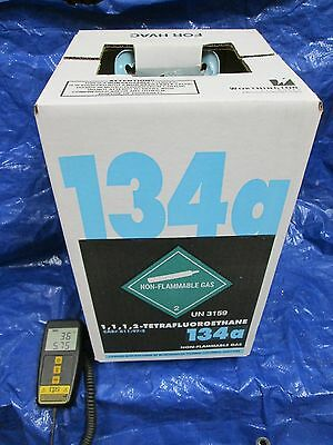New R134A Refrigerant  30 lbs, sealed