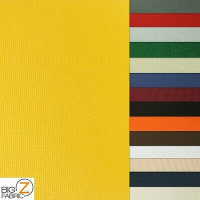 """CANVAS WATERPROOF/UV PROTECTED OUTDOOR FABRIC - 18 Colors - 60"""" WIDTH SOLD BTY"""