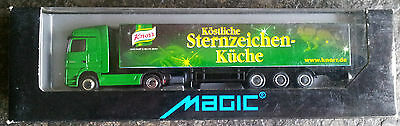 Minitrucks - HERPA MAGIC - KNORR - Sternzeichenküche - Trucks