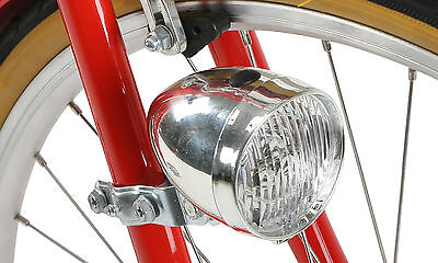 Bicycle Light 3 LED Vintage retro Classic Bike Fixie City bike Front Light