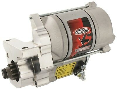 Powermaster 9502 XS Torque Starter for Chevy 153 Tooth Flywheel