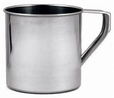 12 oz Lindy's Stainless Steel BPA Free Child's Drinking Cup Plain Mug - 734904