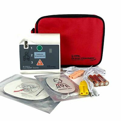 AED Practi-Trainer ESSENTIALS CPR defibrillator training unit, WNL# WL120ES10