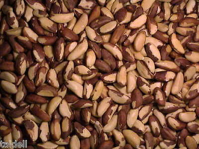 BRAZIL NUTS  - 1KG Best Before MAR 2019 (Product of Bolivia)