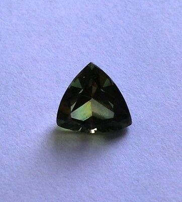 Central QLD Gemstones bulk lot - Beautiful natural green sapphire 1.90ct