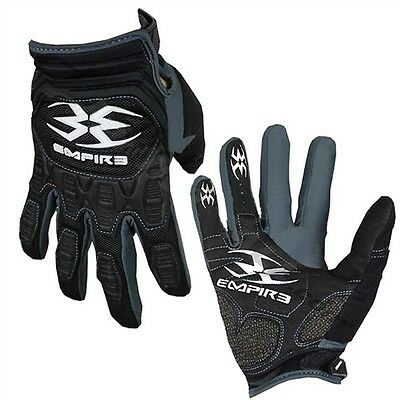 Empire Contact FT paintball gloves - Black - S-XL