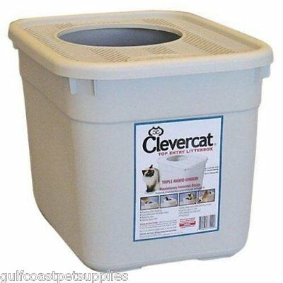 Clevercat Top Entry Cat Litterbox