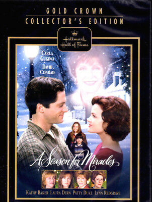 "Hallmark Hall of Fame  ""A Season for Miracles"" DVD -  New & Sealed"