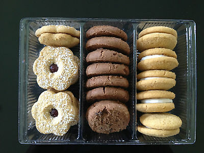 Gluten Free Tasty 18 BISCUITS Assorted Pack HIGH QUALITY Fresh!