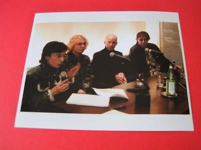 REM MICHAEL STIPE PETER BUCK 10x8 inch lab-printed glossy photo F5_875