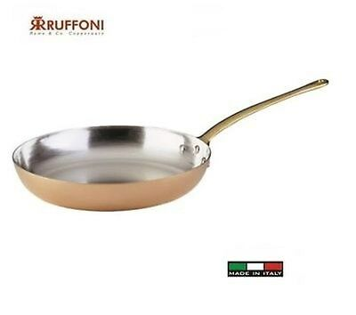 Padella 1 manico  Ruffoni in rame  cm.30 (made in Italy) -