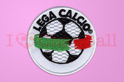 Italy League Serie A 1998-2003 Sleeve Embroidery Soccer Patch / Badge