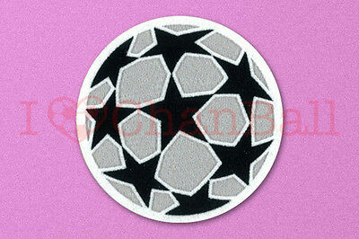 UEFA Champions League 2000-2001 Sleeve Soccer Patch / Badge