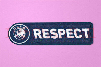 UEFA Respect 2011-2012Sleeve Soccer Patch / Badge