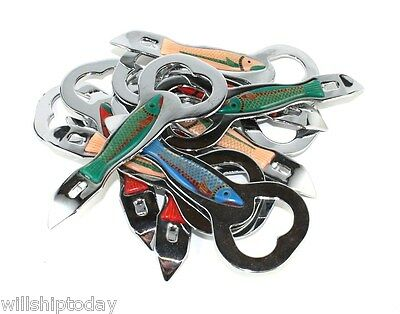 Fish Can Bottle Opener 48 Pack (take fishing) Bulk Wholesale Deal Party Favor