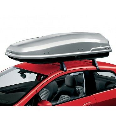Fiat 500L Roof Box with 360L Capacity