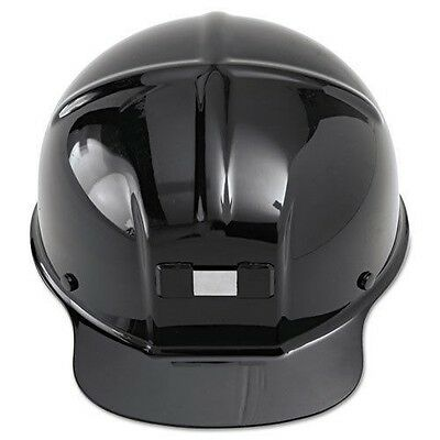 MSA 82769  Comfo-Cap Miner's Low Profile Hard Hat Black - Safety Works NEW
