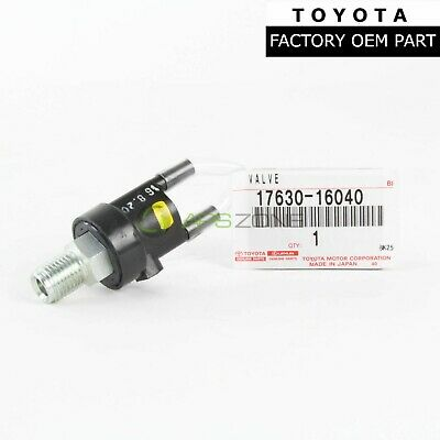 Genuine Toyota Lexus 4Runner Land Cruiser Air Control Valve Assy Oem 17630-16040