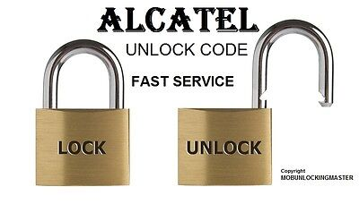 Unlock Code Alcatel OneTouch IDOL MINI 6012A 6012X 6012D 6012E Sime me Pin