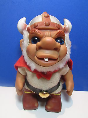 """VIKING - 7"""" Unmarked  Troll Doll - Excellent condition - Rare"""