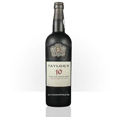 (1L=€59.33) Taylor´s Port 10 Year old Tawny 0.75  Liter