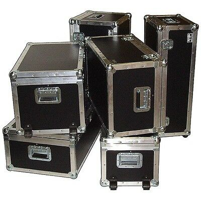"Supplies & Accessories ATA Trunk Case w/Dolly Wheels - ID 29"" x 17"" x 13"""