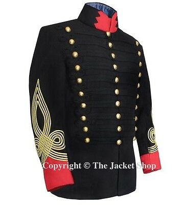 The Boat That Rocked Military Hussars Tunic - Jacket - All Sizes