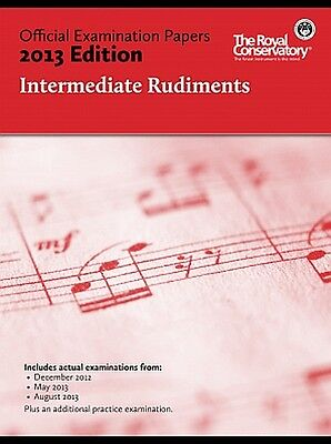 Official Examination Papers 2013 edition Intermediate Rudiments