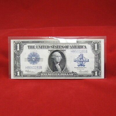 100 Museum Grade Archival Mylar Currency Sleeves for Large Currency MG450